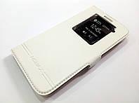 Чехол книжка с окошком momax для LG G2 белый, фото 1