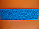 """Силиконовый коврик для гибкого айсинга """" Ажурные бабочки"""", фото 2"""