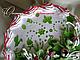 """Силиконовый коврик для гибкого айсинга """" Ажурные бабочки"""", фото 7"""