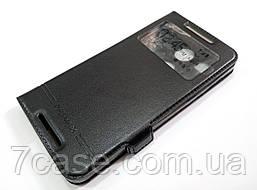 Чехол книжка с окошком momax для LG Nexus 5X h791 черный