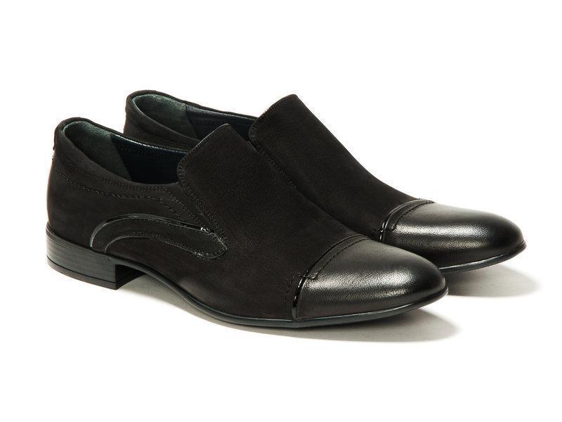 Туфли Etor 11565-826-1 44 черные