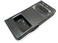 Чехол книжка с окошками momax для Xiaomi Mi 5 / Mi 5 Pro черный, фото 1