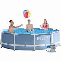 Бассейн каркасный Интекс Intex 26712 (366х76 см) с фильтр-насосом