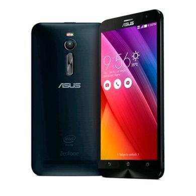 "Смартфон ASUS ZenFone 2 4/64GB(ZE551ML) Black, 2sim, 3000mAh, экран 5.5"" IPS, 13/5Мп, Intel Atom Z3580, GPS"