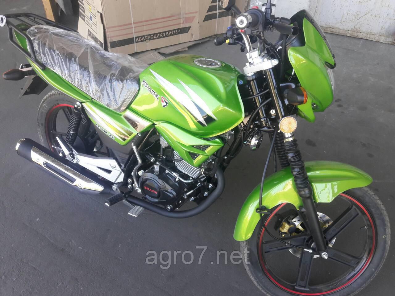 Мотоцикл с доставкой SPARK SP 200R-25I