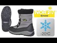 Сапоги NORFIN SNOW GRAY (-20) зимние