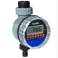 Aqualine автоматический таймер полива, подачи воды с шаровым клапаном цифр. упр