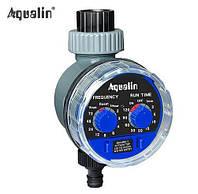 Aqualine автоматический таймер полива, подачи воды с шаровым клапаном