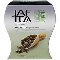 Чай Джаф ти зеленый Oolong Tea High Mountain (Верхняя гора Улун) 100 г