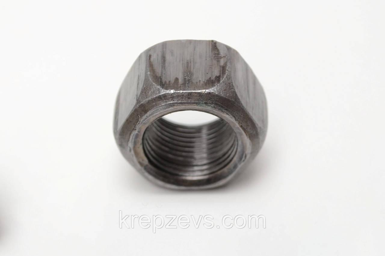 Гайки высокопрочные М16 с мелкой резьбой шаг 1,5 DIN 934, ГОСТ 5915-70, класс прочности 8.0, 10.0
