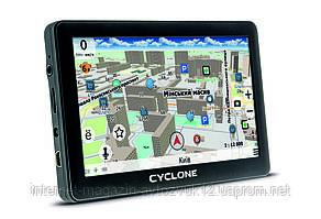 """GPS навигатор 5"""" дюймов CYCLONE ND 500"""
