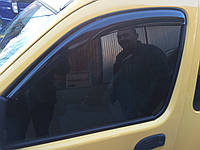 Renault Kangoo 1998-2008 Ветровики Aomis 8см