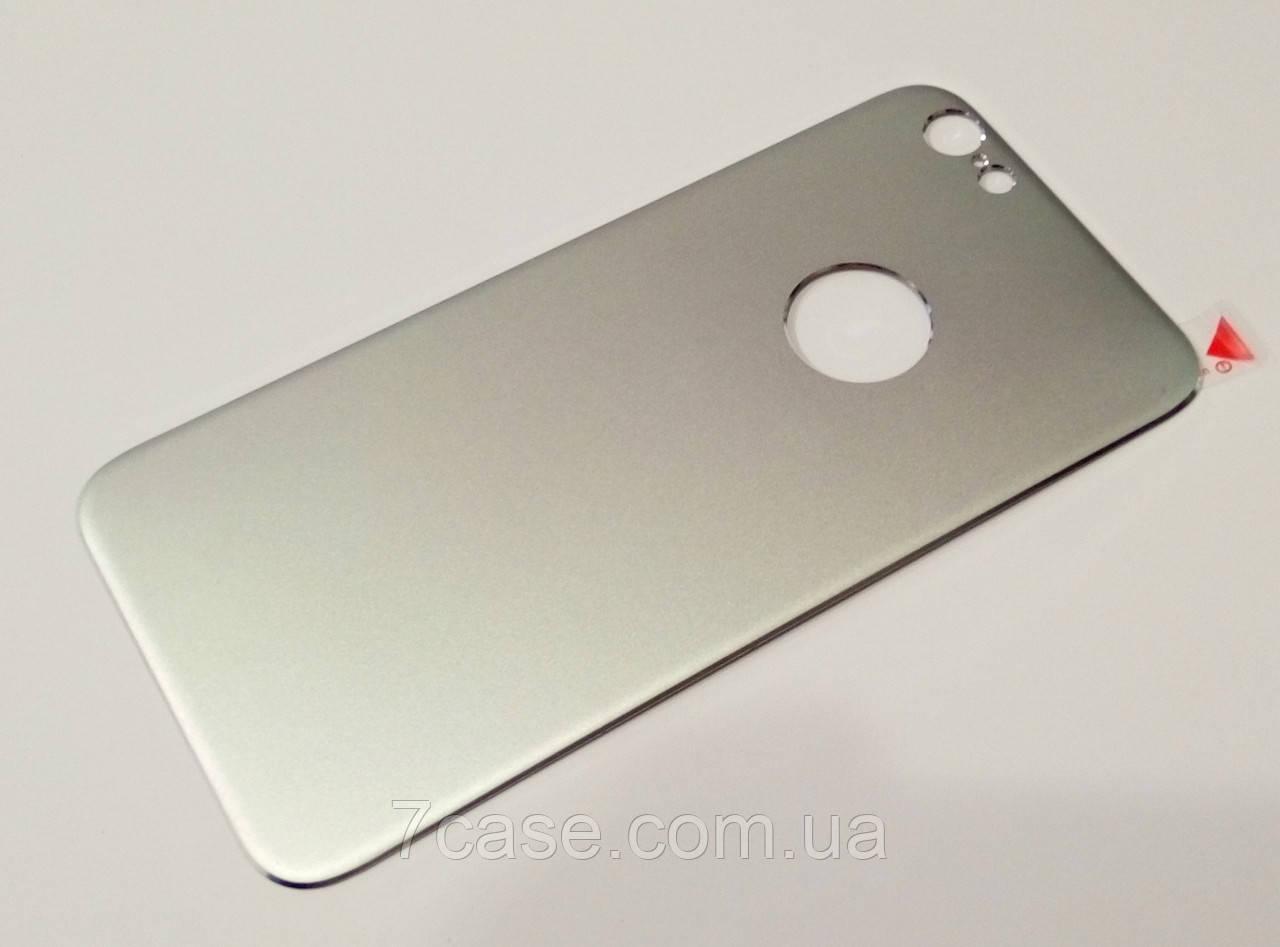 Защитная накладка алюминиевая для iPhone 6 / 6s