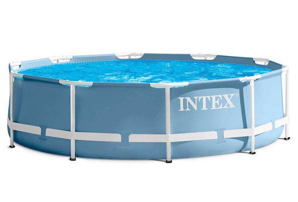 Бассейн каркасный Intex 28702 (305х76 см) с фильтр-насосом