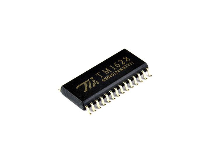 Микросхема TM 1628