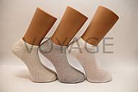 Носки мужские короткие стрейчевые в сеточку НЛ, фото 1