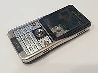 Корпус для Sony Ericsson K530i  серый