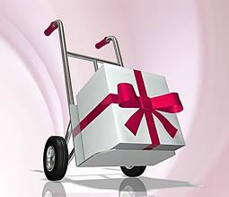 Бесплатная доставка при сумме заказа от 1000 грн