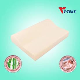 Ортопедическая подушка Виско Variteks 651 S/M/L