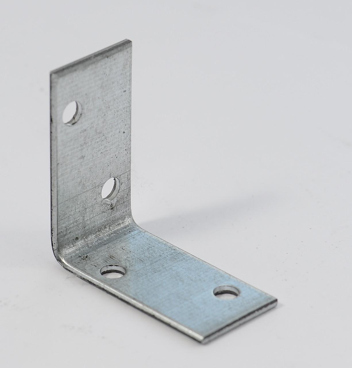 Уголок равносторонний 40х40х20 х 1,8 мм