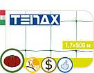 Сетка огуречная шпалерная Ортинет TENAX (Италия) зеленая 1,7х500 м, фото 2