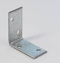 Уголок равносторонний 40х40х20 х 2,0 мм