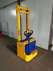 Штабелер электрический поводковый Stocklin 1,4т 3.31м