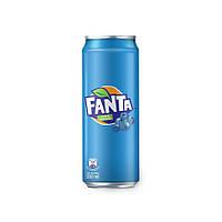 Fanta Blueberry Flavor
