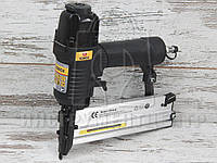Пневмостеплер от 10 до 40 мм TOPEX 74L231 (скоба и гвоздь)