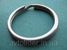 Нержавеющее кольцо для ключей.
