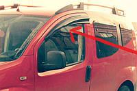 Fiat Fiorino/Qubo 2008+ гг. Ветровики Mugen Sport (2 шт)