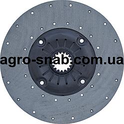 Диск сцепления СМД-60, Т-150 мягкий (150.21.024-2)