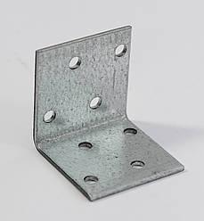 Уголок равносторонний 40х40х40 х 2,0 мм