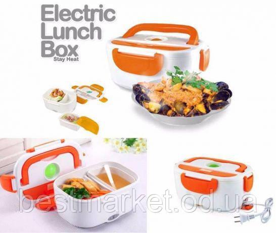 Ланч Бокс с Подогревом Контейнер для Еды Eelectric Lunch Box