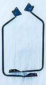Держатель зеркала Евро Камаз с кронштейном, комплект- 2 шт. (левый и правый), 53205-8201010/11