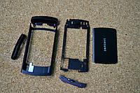 Корпус для телефона Samsung S8500 черный High Copy (метал)