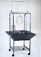 Игровой стенд для крупных и средних попугаев Золотая клетка