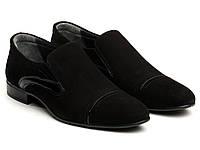 Туфли Etor 11565-826  39 черные