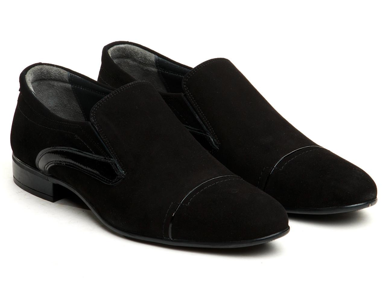 Туфли Etor 11565-826  45 черный