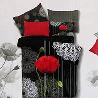 Комплекты постельного белья Elway Premium 3D Сатин (Польша)
