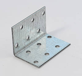 Уголок равносторонний 40х40х80 х 2,0 мм
