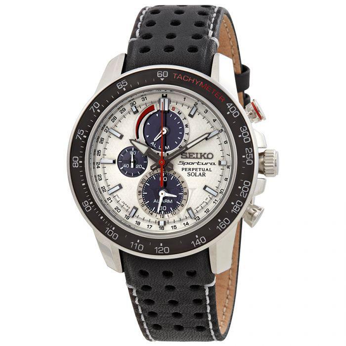 Годинник Seiko чоловічі Sportura Solar Chronograph SE-SSC359