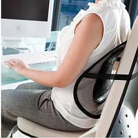 Поясничный упор для автокресла (офисного кресла)  Качество