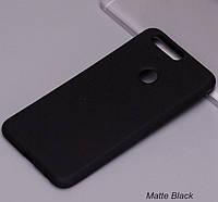 Силиконовый TPU чехол JOY для Huawei Honor 8 черный