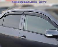 .Дефлектора окон COBRA TUNING  BMW 7 Sd (G12) Long 2015