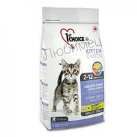 Сухой корм для котят 1st Choice Kitten Healthy Start 10 кг.
