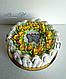 """Силиконовый коврик для гибкого айсинга """"Кружевные бабочки ПОЛОВИНКА"""", фото 4"""