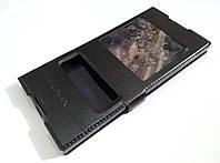 Чохол книжка з віконцем momax для Sony Xperia XA1 Ultra g3221 / g3223 / g3212 / g3226 чорний
