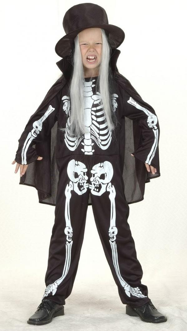 Карнавальный костюм Скелет -Скелетон