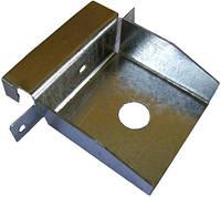 Т-образний соединитель угловой для профиля СD 60 0.60 мм